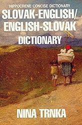 Slovak-English, English-Slovak Concise Dictionary (Language Dictionaries Series)