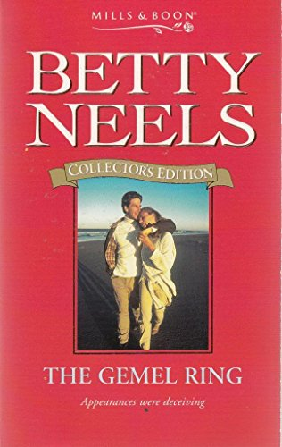 Gemel Ring, The (Betty Neels Collector's Editions)