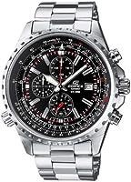 Casio Edifice - Herren-Armbanduhr mit Analog-Display und Massives Edelstahlarmband - EF-527D-1AVEF