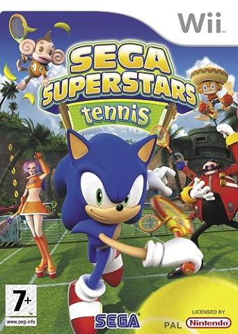 SEGA Superstars Tennis (Wii) [import anglais]