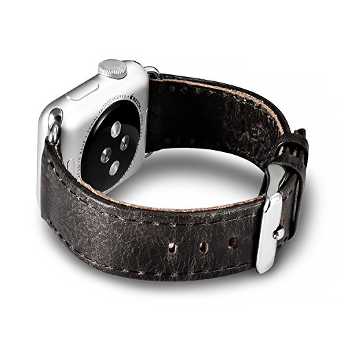 apple-watch-band-svaex-42-mm-genuine-leather-strap-wrist-band-replacement-with-metal-buckle-vintage-