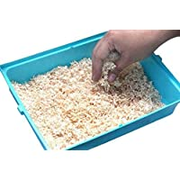 The Pets Company Dust Less Bedding Wood Shavings for Hamster, Bird, Chinchillas, Guinea Pig, Mice, Rabbit, Reptiles…