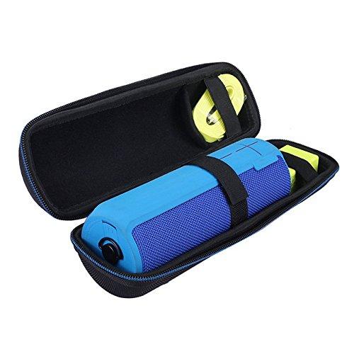 Preisvergleich Produktbild Kompakte Größe EVA Portable Lautsprecher Schutzhülle Tasche Fall Outdoor-Reise Tragetasche Geeignet für Megaboom Bluetooth Lautsprecher