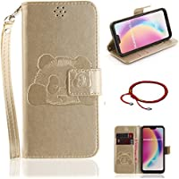 GOCDLJ Schutzhülle für Huawei P20 Lite Design Panda PU Leder Flip Cover Tasche Ledertasche Handytasche Hülle Handyhülle... preisvergleich bei billige-tabletten.eu