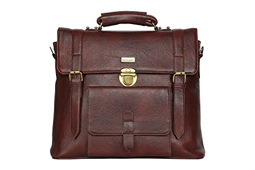 scharf-396-cm-laptop-vertical-crossbody-messenger-bag-marrone-brown