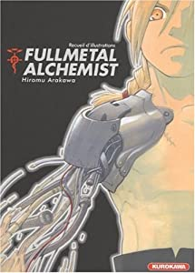 FullMetal Alchemist - Recueil d'illustrations Edition simple Tome 1