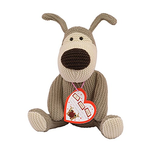 Boofle Medium I Love You Bear, used for sale  Delivered anywhere in Ireland