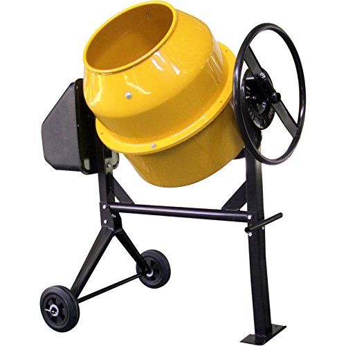 JTF Mega Discount Warehouse Cement Mixer 120L