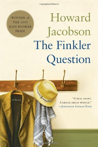 [(The Finkler Question)] [ By (author) Howard Jacobson ] [October, 2010]