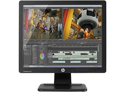 HP ProDisplay P17A 17-inch 5:4 LED Backlit Monitor (ENERGY STAR)