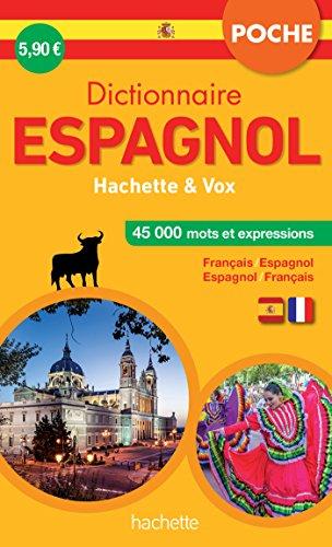 Dictionnaire Poche Hachette Vox - Bilingue Espagnol (Dictionnaires bilingues)