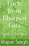 Facts from Bhagwat Gita: Song of the Soul