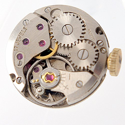 ETA 2412 MOVIMENTO OROLOGIO MECCANICO SWISS MADE INCABLOC