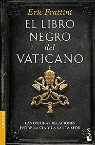El libro negro del Vaticano par Eric Frattini