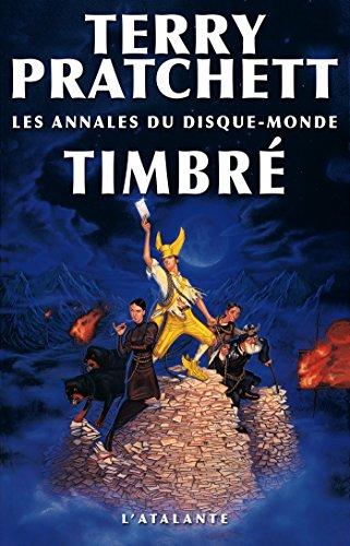 Timbré: Les Annales du Disque-monde, T33