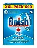 Finish Classic Détergent Lave-Vaisselle 90 Pastilles