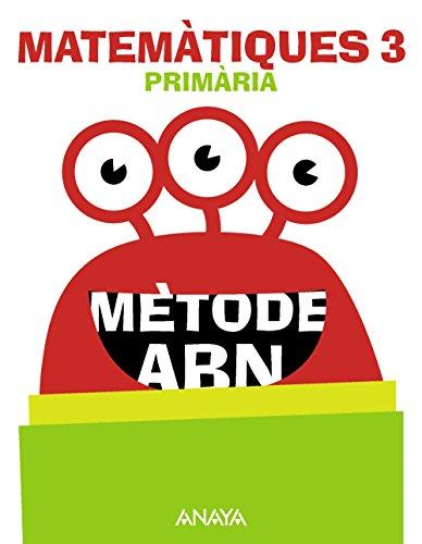 Matemàtiques 3. Mètode ABN.