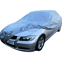 UKB4C Breathable Water Resistant Car Cover for Dacia Sandero Stepway