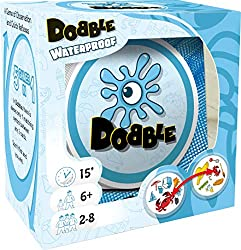 Asmodee Dobble Beach Card Game (Assorted)