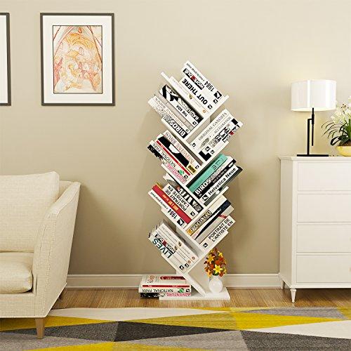 HOMFA Bücherregal/ Raumteiler - 3
