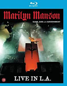 Guns God & Government: Live in L.A. [Blu-ray] [2009] [US Import]
