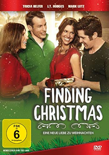 Finding Christmas Cast.Finding Christmas Cast