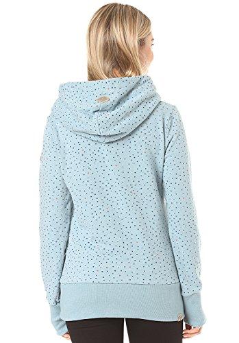 Ragwear Damen Sweatshirt Dusty Blue