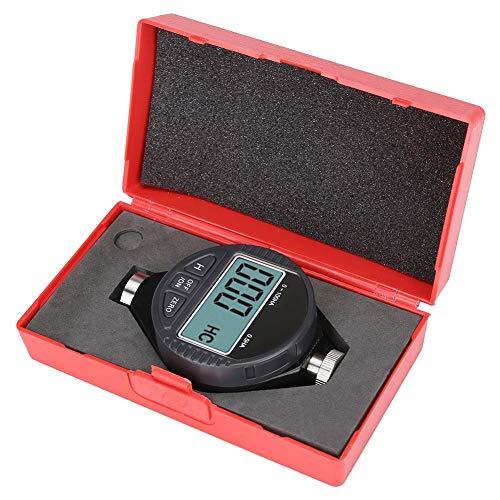 Akozon Durometro Misuratore di Durezza Shore 100HD Display LCD Tipo A