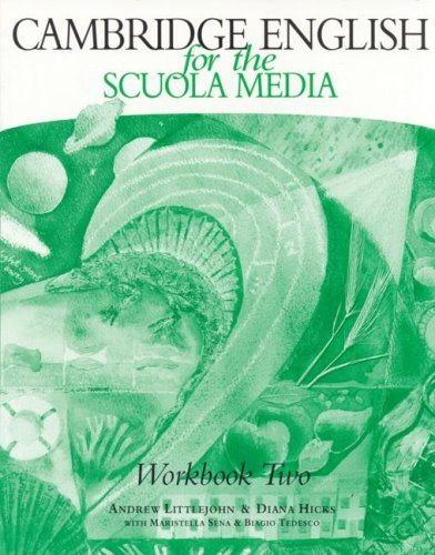 Cambridge English for the Scuola Media 2 Workbook