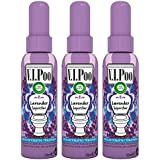 Air Wick Spray V.I.Poo Anti Odeur Parfum Lavande Superstar 55 ml -
