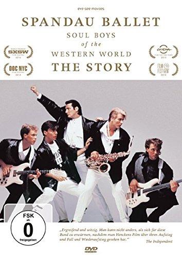Spandau Ballet - Soul Boys of the Western World - The Story [Deutsche Fassung]