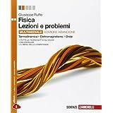 Fisica: lezioni e problemi. Termodinamica, onde, elettromagnetismo. Ediz. arancione. Con e-book. Con espansione online. Per le Scuole superiori