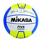 Best Beach Volleyballs - Mikasa Brink Reckermann 1619 Beach Volleyball Blue / Review