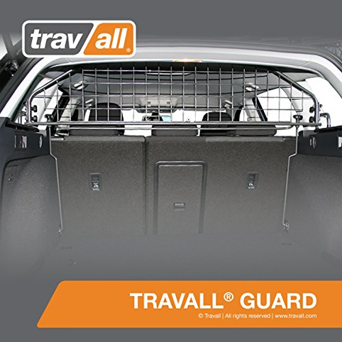 Travall® Guard Hundegitter TDG1407 - Maßgeschneidertes Trenngitter in Original Qualität