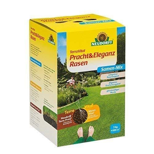Neudorff TerraVital Pracht&EleganzRasen Samen-Mix 3 kg