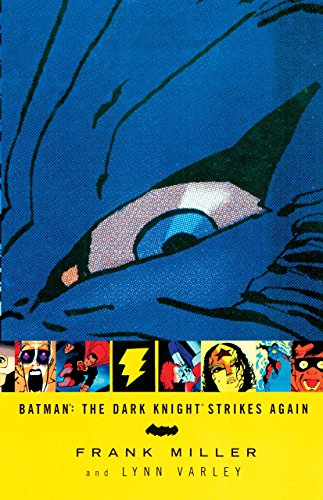 BATMAN DARK KNIGHT STRIKES AGAIN TP by Frank Miller (Artist, Author) › Visit Amazon's Frank Miller Page search results for this author Frank Miller (Artist, Author), Lynn Varley (Artist) (29-Apr-2005) Paperback