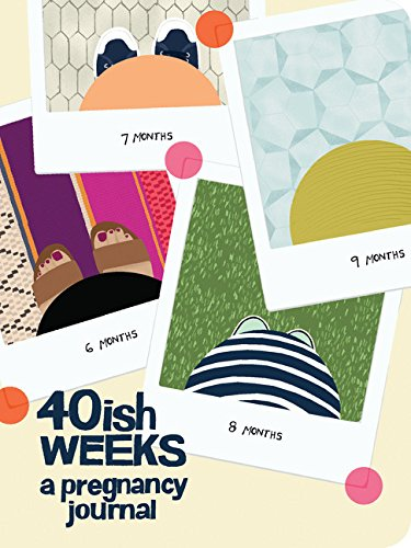 PDF 40ish Weeks: A Pregnancy Journal Online Book by Kate Pocrass ...