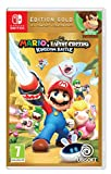 Mario + The Lapins Crétins Kingdom Battle - Edition Gold pour Nintendo Switch