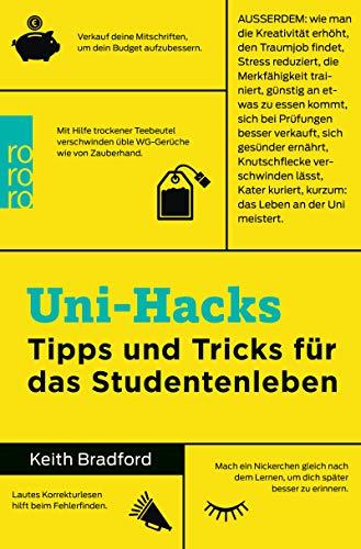 Uni-Hacks: Tipps und Tricks für das Studentenleben -