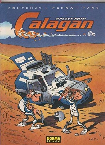 Calagan numero 01: Rallye Raid