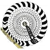 JJ. Accessory Outil de dessin magnétique multifonction Mini boussole équerre règle...