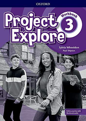 Project Explore. Workbook. Per la Scuola media. Con espansione online: Project Explore 3. Workbook Pack (Project Fifth Edition)
