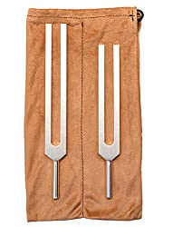 C&G Tuning Forks - Body Tuners with Pouch