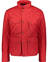 Polo by Ralph Lauren Red Quilted Jacket X-Large