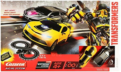 Carrera Go!!! - 63000 - Circuit De Voiture - Transformers - (Echelle 1:43)