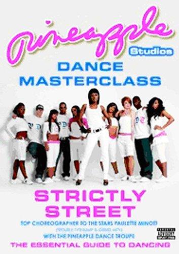 Pineapple Studios Dance Masterclass - Strictly Street