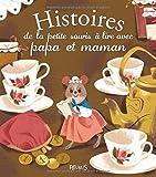 Histoires de petite souris à lire avec papa et maman
