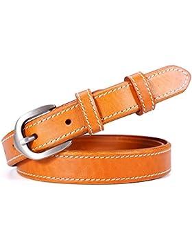 Joker Simple Cinturón/Cinturones De Hebilla Pasador Decorativo-B 95cm(37inch)