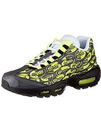 cheap for discount 3686c 39a34 Nike Air Max 95 PRM, Chaussures de Gymnastique Homme
