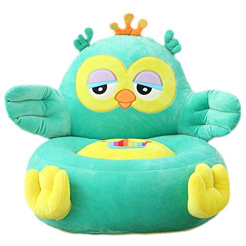 VERCART Sessel Schlafsofa für Kinder In Outdoor Sitzsäcke Kissen Sofa Sofakissen Hocker Sitzkissen Bodenkissen Füllung Möbel -